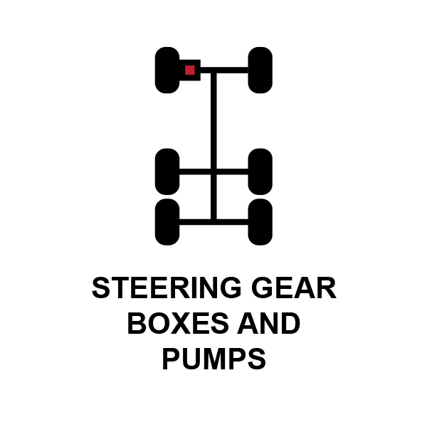 Steering Gear Boxes & Pumps