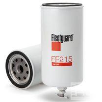 Fleetguard® FF215FLG Cummins Fuel Filter W/Drain Spin On Bosch - FF215FLG