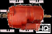 Fuller Manual Transmission FRO16210C INT COOLER