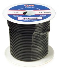 Grote (GPT) General Purpose Thermo Plastic Wire Length 100' Black