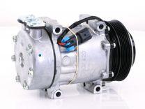 Sanden Heavy Duty Compressor Assembly