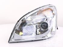 Trux FREIGHTLINER CASCADIA LED PROJECTOR HEADLIGHT ASSEMBLY WITH LED STRIP (DRIVER SIDE)