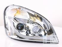 Trux FREIGHTLINER CASCADIA LED PROJECTOR HEADLIGHT ASSEMBLY WITH LED STRIP (PASSENGER SIDE),