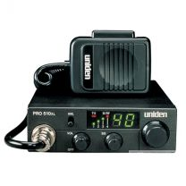 Pana-Pacific 40-Channel Compact Uniden CB Radio - PRO510XL